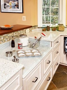 Baking Center Design, Pictures, Remodel, Decor and Ideas - page 2