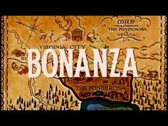 Sept.12, 1959, NBC launched Bonanza, 1st color western on TV, running 428 episodes to 1973.  Bonanza Theme Song - Sung by Johnny Cash & Lorne Green in 720-P HD
