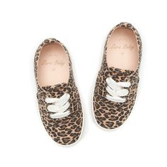 Image 2 of Leopard print plimsoll from Zara