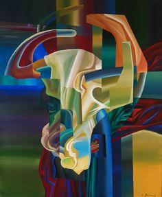 El Torro 1 by Eugene Melamed