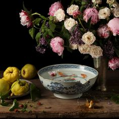 Paulette Tavormina's Still-Life Photos of Food, Dutch Master Style - Bon Appétit