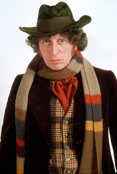 The Fourth Doctor - Tom Baker