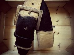 Handmade pony leather belt  check it: http://www.individual.gr/p.Dermatini-zoni-me-tricha.779390.html