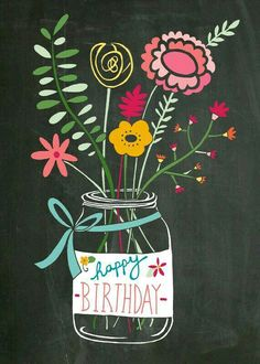 Happy Birthday Happy Birthday Wishes Happy Birthday Quotes Happy Birthday Messages From Birthday Happy Birthday Messages, Happy Birthday Quotes, Happy Birthday Images, Happy Birthday Greetings, Birthday Love, It's Your Birthday, Happy Birthday Chalkboard, Birthday Memes, Bday Cards
