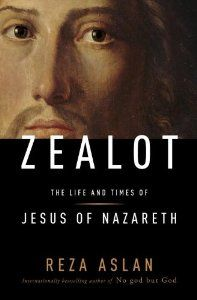 """Watch my interview with Reza Aslan about his provocative new book """"Zealot: The Life and Times of Jesus of Nazareth."""""""
