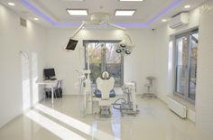 Projekt oświetlenia Kliniki Stomatologicznej VIVADENTAL w Gdańsku