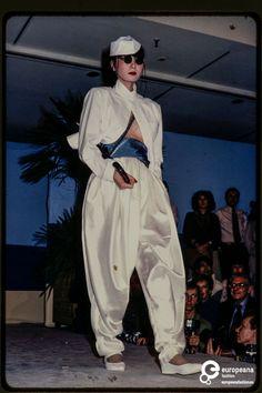 Fashion show kenzo spring/summer 1978
