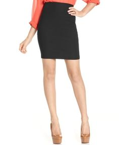 black pencil skirts for juniors | brand label bcx 42 % item discount at macys was $ 34 00 now on sale ...