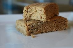 4 Ingredient Homemade Protein Bars