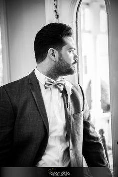 #weddingday #groom #prep #thetux #boutonniere #bowtie #love #photography #blackandwhitephotography #bdeliaphotography #briandeliaphotography