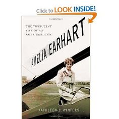 Best book I've read about AE.  Not glorification here but instead the story of a woman who was human and made mistakes.