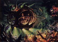 20,000 Leagues Under the Sea, Tokyo DisneySea - Tom Thordarson