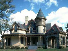 Capehart House, circa 1898,  Raleigh, NC