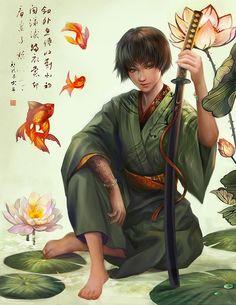 Creative Comic Illustrations by Yang Fan