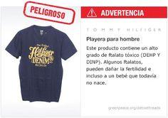 Tommy Hilfiger Playera   #Detox #Fashion
