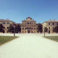 Parco Ducale, residenza di Maria Luigia