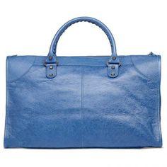 2017 new Balenciaga Work Bleu Cobalt fashion Handbag for Women deal online, save up to 70% off dokuz limited offer, no tax and free shipping.#handbags #design #totebag #fashionbag #shoppingbag #womenbag #womensfashion #luxurydesign #luxurybag #luxurylifestyle #handbagsale #balenciaga #balenciagabag #balenciagacity