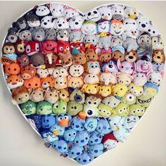 Disney Tsum Tsum, Disney Plush, Kawaii Plush, Cute Plush, Cute Squishies, Lilo E Stitch, Kawaii Disney, Cute Disney Pictures, Cute Bedroom Decor