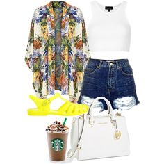 Untitled #157, created by kgoldchains on Polyvore