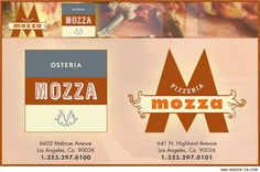 Top Restuarants Mozza Osteria & Pizzaria Mozza on Highland & Melrose..Just a small reason why celebs love Hancock Park