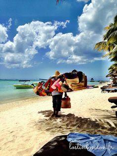 Trou aux Biches, Mauritius Beach