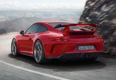 Nouvelle Porsche 911 GT3.
