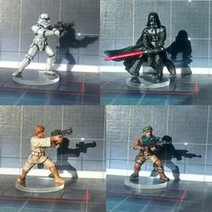 Clever Move – 7 Awesome Star Wars: Imperial Assault Paint Jobs