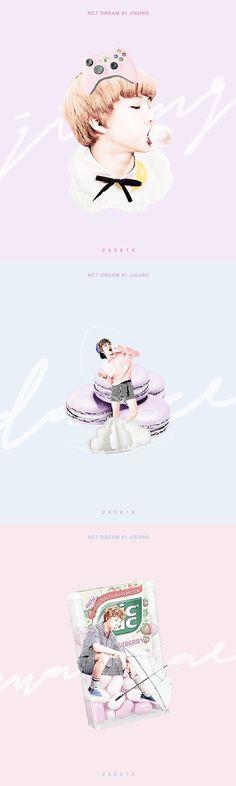 [ NCT Dream ] #1 Jisung by meowheed