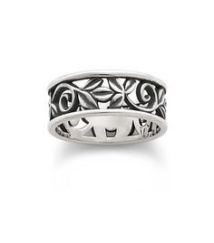 Abounding Vine band -- James Avery -- $64