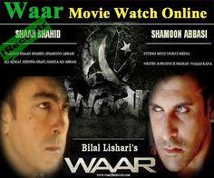 """Watch """"Waar"""" Pakistani Full Movie HD"""