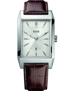 Hugo Boss Leather - Watches - Mens