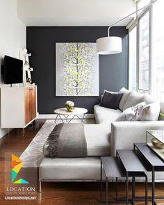 غرف معيشة مودرن   50 تصميم غرف ليفنج روم غاية فى الجمال والذوق