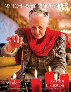 September 2016 Vol #16 - DIGITAL - Witch Way Magazine - Pagan/Magic/Spells/Witchcraft/Wiccan/Spirituality/Metaphysical/Religion/Necromancy by WitchWayMagazine on Etsy https://www.etsy.com/uk/listing/457485082/september-2016-vol-16-digital-witch-way