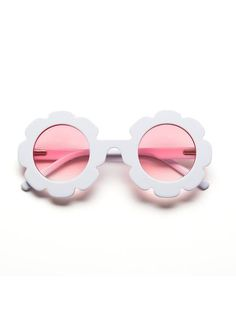 perfect pixie sunglasses of high quality polarized lens made and made from100% pure non toxic light, flexible and durable material. not only do they meet the most stringent global safety standards, but they match the Stella Cove collection of swimwear for girls beautifully. Girl With Sunglasses, Round Sunglasses, Global Safety, Girls Bathing Suits, Cute Baby Clothes, 100 Pure, Beachwear, Swimwear, Pixie