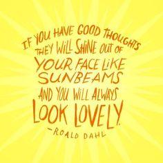 Ronald Dahl quote