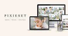 Beautiful client photo gallery designed for professional photographers to share, deliver, proof and sell online. Online Photo Gallery, Photo Online, American Express Credit Card, Modern Photographers, Header Banner, Modern Website, Photography Business, Photography Ideas, Fotografie