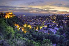 Granada – Hart van Andalusië