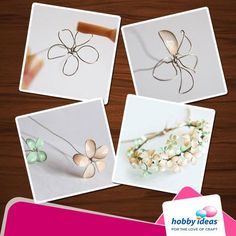 We love to dress up our little ones, don't we? Here's a simple DIY to make a fairy hairband for your princess!Like it? We've got more such creative DIY ideas! Visit www.hobbyideas.in