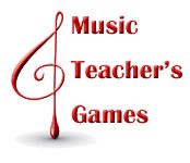 Treble clef lines and spaces game. Practice your note names.| Music Teacher's Games