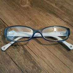 40ebb9f99f3c0 Coach eyeglasses Blue Coach Eyewear Inside readings  5056. 50 15 135. HC  6001
