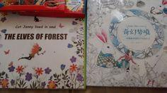 My fav colouring books
