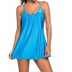Tankini robe de plage à rayure & uni noir 34 AU 54 - bestyle29.com