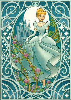 Fan Art of Princess Cinderella for fans of Disney Princess 32225582 Cinderella Disney, Disney Princess Art, Disney Fan Art, Disney Love, Aladdin Princess, Mermaid Disney, Princess Aurora, Princess Bubblegum, Walt Disney