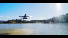 Check out this new footage of Larry Page's Kitty Hawk Flyer zipping around a lake