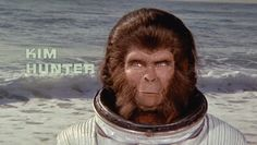 Archives Of The Apes: Escape From The Planet Of The Apes (1971) Kim Hunter