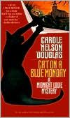 Cat on a blue-monday.  Carole Nelson Douglas.  Great series, especially if you like cats.