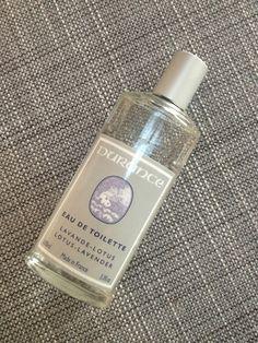 Durance - lotus-lavender eau de toilette, shower gel, body lotion