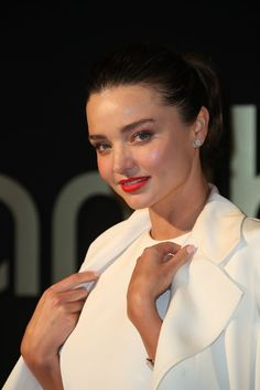 Fashion fan blog from industry supermodels: MIRANDA KERR at Panthere De Cartier Watch Launch i...