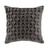 Found it at AllModern - Waffle Knit Square Throw Pillow