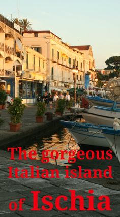 There were many highlights of my visit to the island of Ischia and this jewel in the Gulf of Naples has the perfect blend of relaxation, sightseeing and food!  Forget about Capri, go to neighbouring Ischia instead! http://www.worldwanderingkiwi.com/2011/12/island-of-ischia-italy/